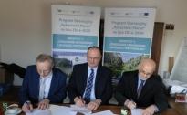 Pojezierze Dobiegniewskie podpisuje nowe umowy
